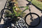 2002 Cannondale JEKYLL 800 LEFTY All Mountain Bike Rare Well Maintained Green