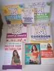 Lot 5 Biggest Loser books Family Simple Swaps Cookbook Recipe+3 Jillian Michaels