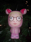 Ralphie in Bunny Suit Ornament A Christmas Story Hallmark 2016 Decoupage NEW NWT