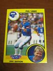 Phil Simms 1991 Kenner Starting Lineup Card - New York Giants