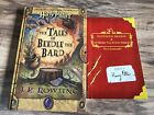 HARRY POTTER Tales of Beedle the Bard FACSIMILE SIGNED Fantastic Beasts ROWLING