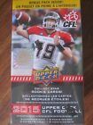 2 Factory Sealed Blaster Box Lot - 2015 Upper Deck CFL Football Cards