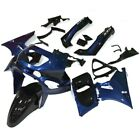 Fairing Bodywork Set For Kawasaki ZZR400 1993 1994 1995 1996 1997 Black+Blue