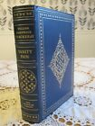 VANITY FAIR William Makepeace Thackery Leather Bound 1979 HC Franklin Library