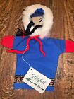 Vintage Grenfell Handicrafts Eskimo Native American Inuit Hand Puppet NWT