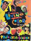 1992 Topps In Living Color Trading Cards 4