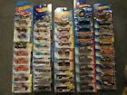 Hot Wheels Lot of 43 Cars Treasure Hunts Redlines and more