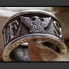 Eagle Scout Of America Boy Scout Stainless Steel Ring Sizes 8 12