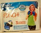 Weight Watchers Punch Fitness Kit Weighted Gloved DVD Exercise Tracker