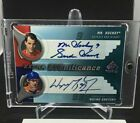 Wayne Gretzky Gordie Howe Sp Game Used Dual Auto 25