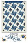 Quilt Pattern WINDMILLS Moda QUILT FACTORY FAB 5 1 yard piece CRYSTAL LAKE