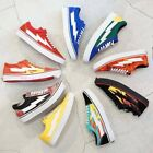 Mens Plimsoll Revenge X Storm Casual Cavnas Sneakers Low Shoes Trainers sneaker