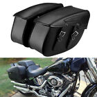 Motorcycle Saddlebags Luggage Tool Bag For Harley Sportster 883 Dyna Softail