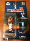 1997 Alonzo Mourning Corinthian Headliners Figure Miami Heat
