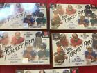 2012 Topps Turkey Red Football Factory Sealed Box (QTY 4) WILSON LUCK AUTOS?