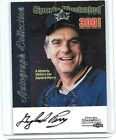 GAYLORD PERRY 1999 FLEER SPORTS ILLUSTRATED AUTHENTIC CERTIFIED AUTOGRAPH