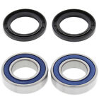 All Balls Rear Wheel Bearing Seal Kit for Husaberg 450FE 04-11,450FS-C 05-06