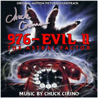 976-EVIL II soundtrack CD Autographed / Personalized by Composer Chuck Cirino