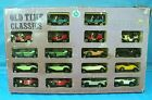 Vintage Old Time Classics 18 Antique Model Diecast Cars McCrory Exclusive