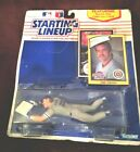 LA Dodgers Kirk Gibson MLB Starting Lineup with 1980 Rookie Card