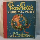 RARE ANTIQUE OLD childrens PIXIE PETES CHRISTMAS PARTY BOOK