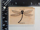 Stampin Up Dragonfly Rubber Stamp