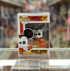 Funko Pop Disney Mickey Mouse Asia Exclusive 2020 #737 Collectible w Case