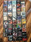 BULK LOT of 50 Classic Rock Goth Metal CD Albums Collection Some Rare!All in EUC