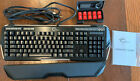 GSKILL Mechanical Gaming Keyboard Cherry MX Blue Red LED KM780