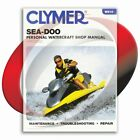 1997-2001 Sea-Doo XP LIMITED Repair Manual Clymer W810 Service Shop Garage