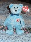 TY BEANIE BABY BEAR - NIPPONIA 2000 - HANG TAG PROTECTED - EXCELLENT CONDITION