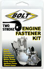 Bolt 2-Stroke Engine Fastener Kit / Set Honda 1986-2001 CR500R Hardware Nuts
