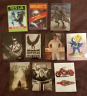 Dynamite Fallout Trading Cards Series 1 and Series 2 15