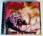 New Lordi Babez For Breakfast CD 2010 The End Records Factory Sealed