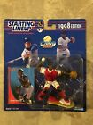 Sandy Alomar Jr Signed Starting Lineup 1998 Extended Series