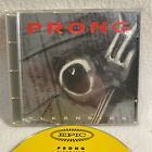 PRONG, Cleansing (Epic) CD Industrial Heavy Metal 1994
