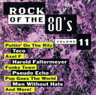 Rock Of The 80s BOYS DON'T CRY JIMMY HARNEN MEN WITHOUT HATS HAROLD FALTERMEYER