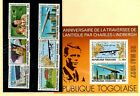 TOGO1977 AVIATION LINDBERGH 6v+ M S MNH