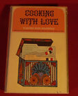 Cooking With Love Cookbook by Florence K Hirschfeld First Edition 1965 Signed