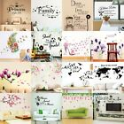 Vinyl Home Room Decor Art Quote Wall Decal Stickers Bedroom Removable Mural RSA