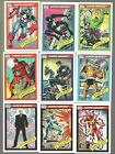 1990 MARVEL UNIVERSE COMPLETE 162 CARD SET by IMPEL