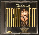 THE BEST OF TIGHT FIT MUSIC CD ALBUM 1995 MEGA RARE VERY GOOD CONDITION