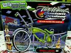 RARE! NEW! Hoppin Hydros 1/6 Scale Lowrider Bike Model 2 Wheel Custom Cruiser