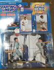 New Starting Lineup Classic Double Action Figure Set Babe Ruth Roger Maris
