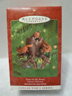 Hallmark Keepsake Ornament 2000 Foxes in the Forest Majestic Wilderness