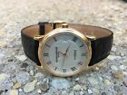 Baume & Mercier Classima Executives Automatic 18K Solid Gold Mid Size Mens Watch