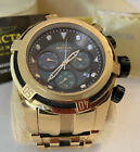 Invicta Bolt Zeus 52mm 29739 Mother Of Pearl w/iridescent Face 200m SS Gold NWT
