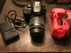 Canon EOS Rebel SL1 EOS 100D 180 MP DSLR Camera Black Kit w 18 55 EF S Lens