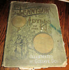 Tennysons Idylls of the King Illustrated by Gustave Dore Altemus Edition