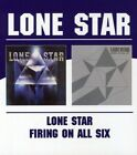 Lone Star - Lone Star/Firing On All Six (CD Used Very Good)